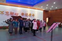开封市文化馆组织党员干部到开封党员政治生活馆参观学习